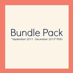Bundle Pack Through D13
