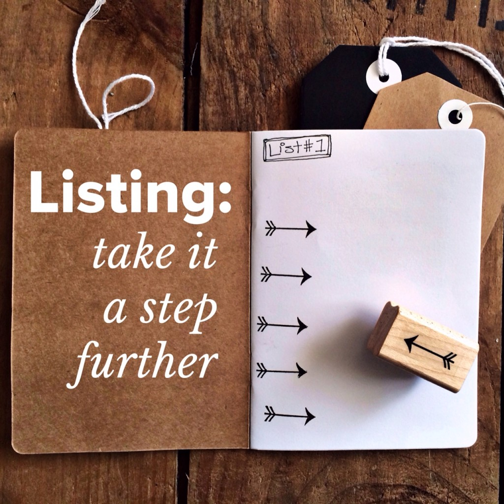 Listing: How to list more